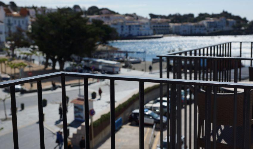 Habitación Doble Superior con balcón y vistas al mar